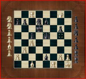 Chess Titan, 2D view