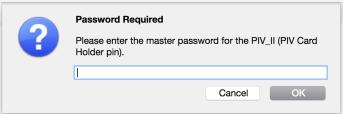 Firefox smart-card PIN prompt